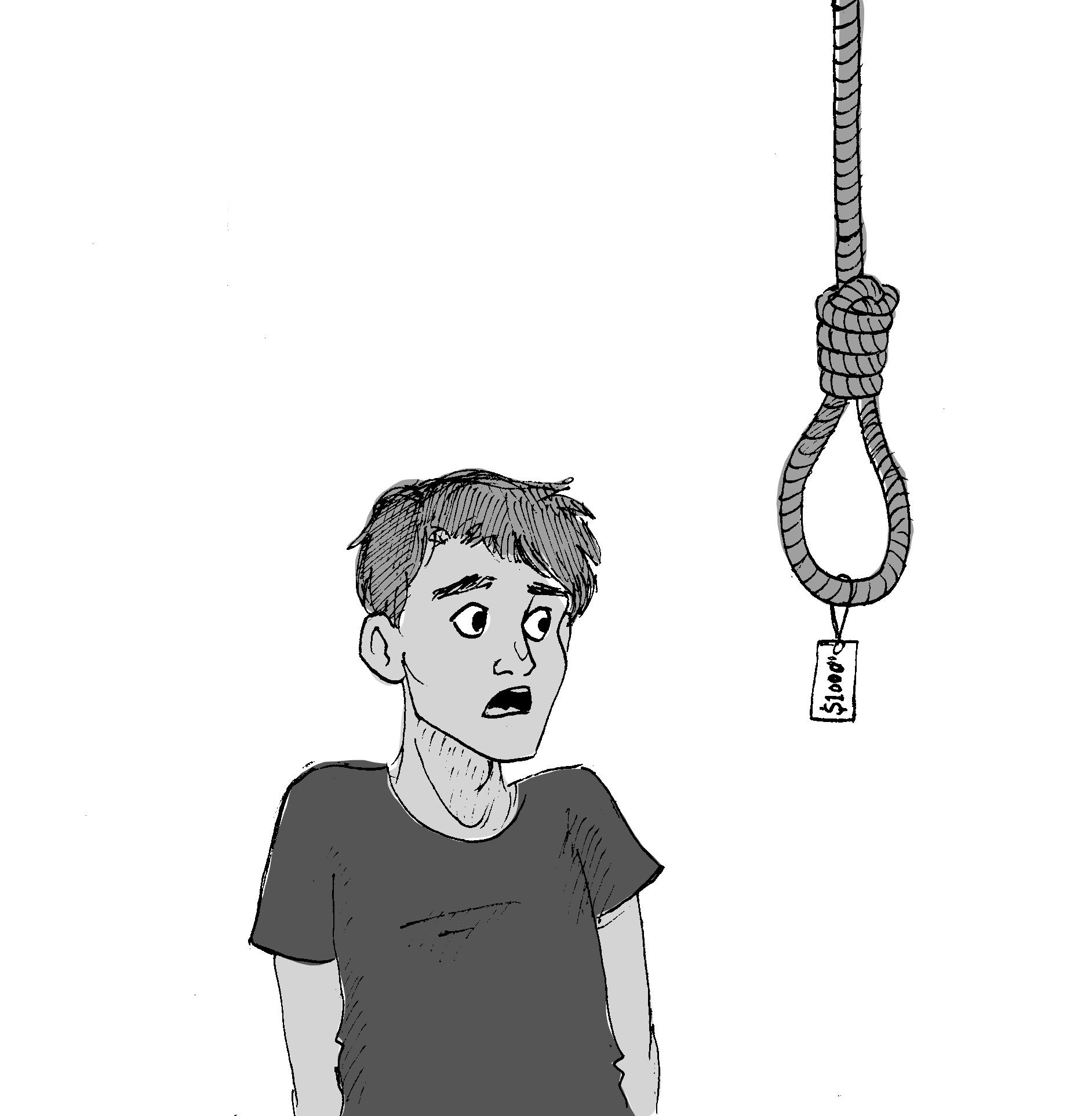 Suicide Rates Increase Due To Super High Rope Prices The