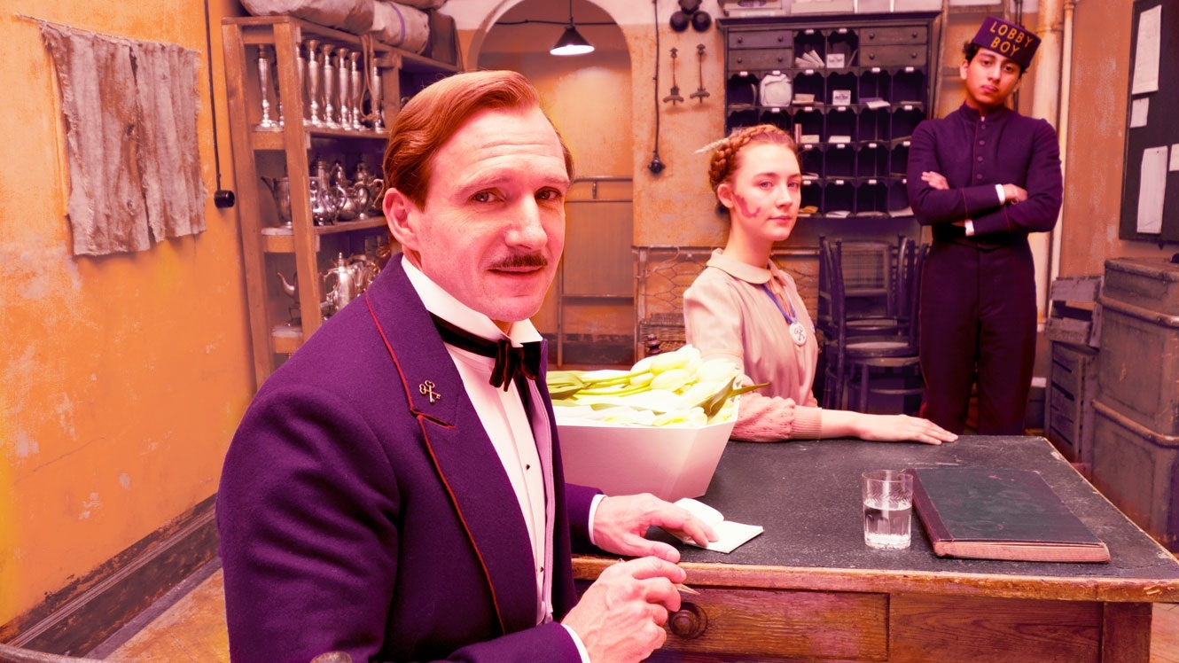 Grand Budapest Hotel Pictures