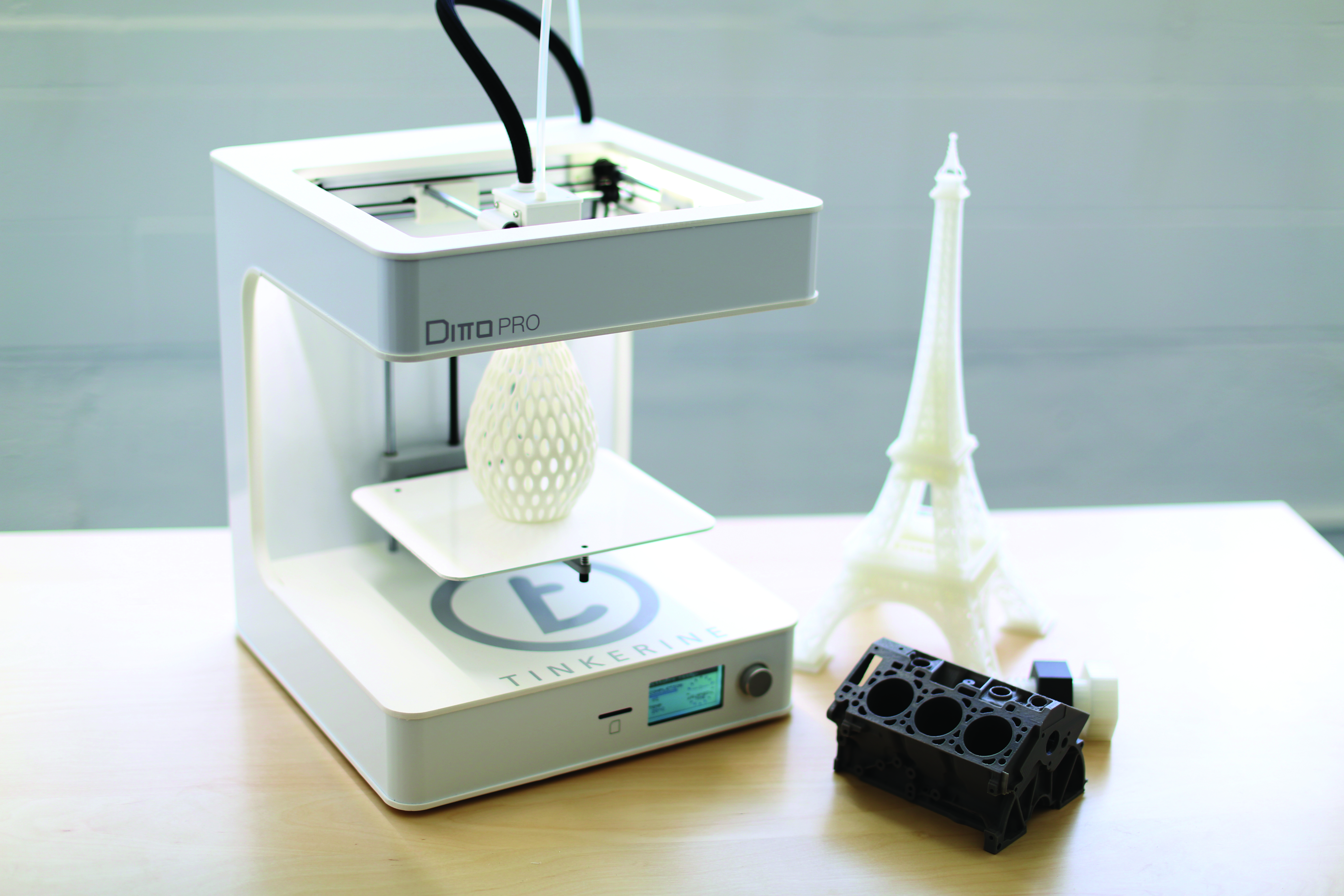 Sfu Grad Launches Vancouver S First Affordable 3d Printer The Peak