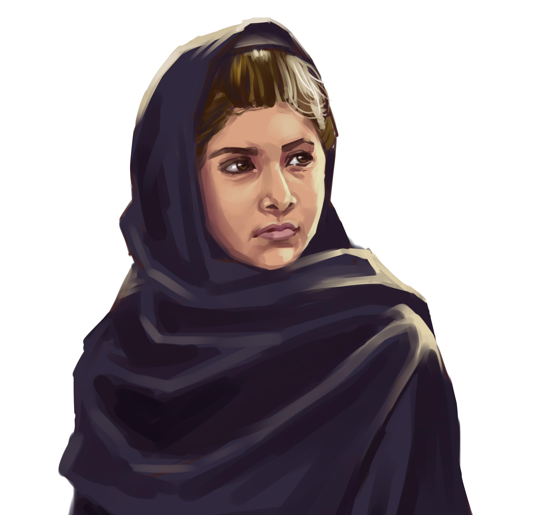 More like Malala You-rock-zai!