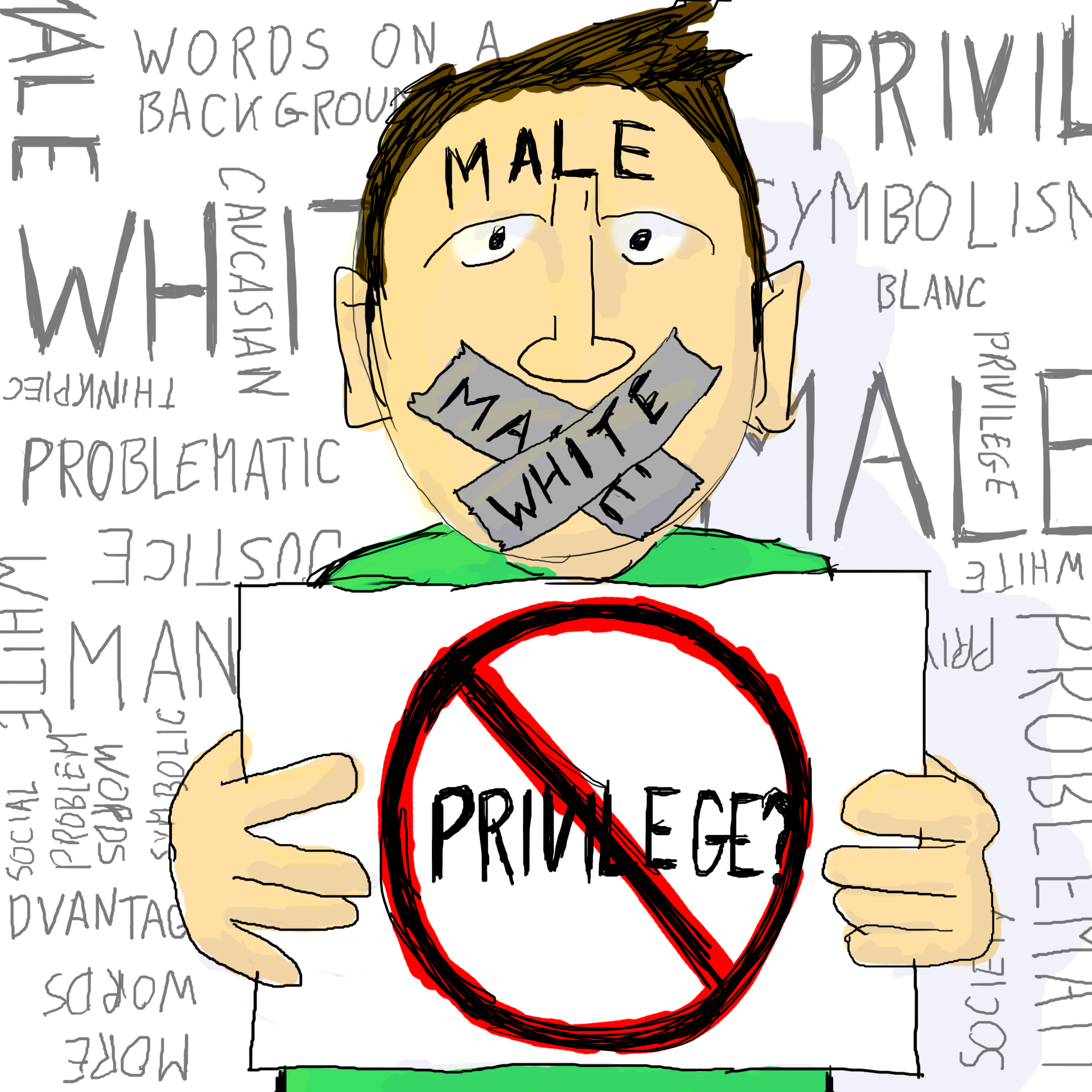 male privileges Finally, the black male privileges checklist is a tool that can be used by any individual, group, organization, family, or community that is interested in black males.