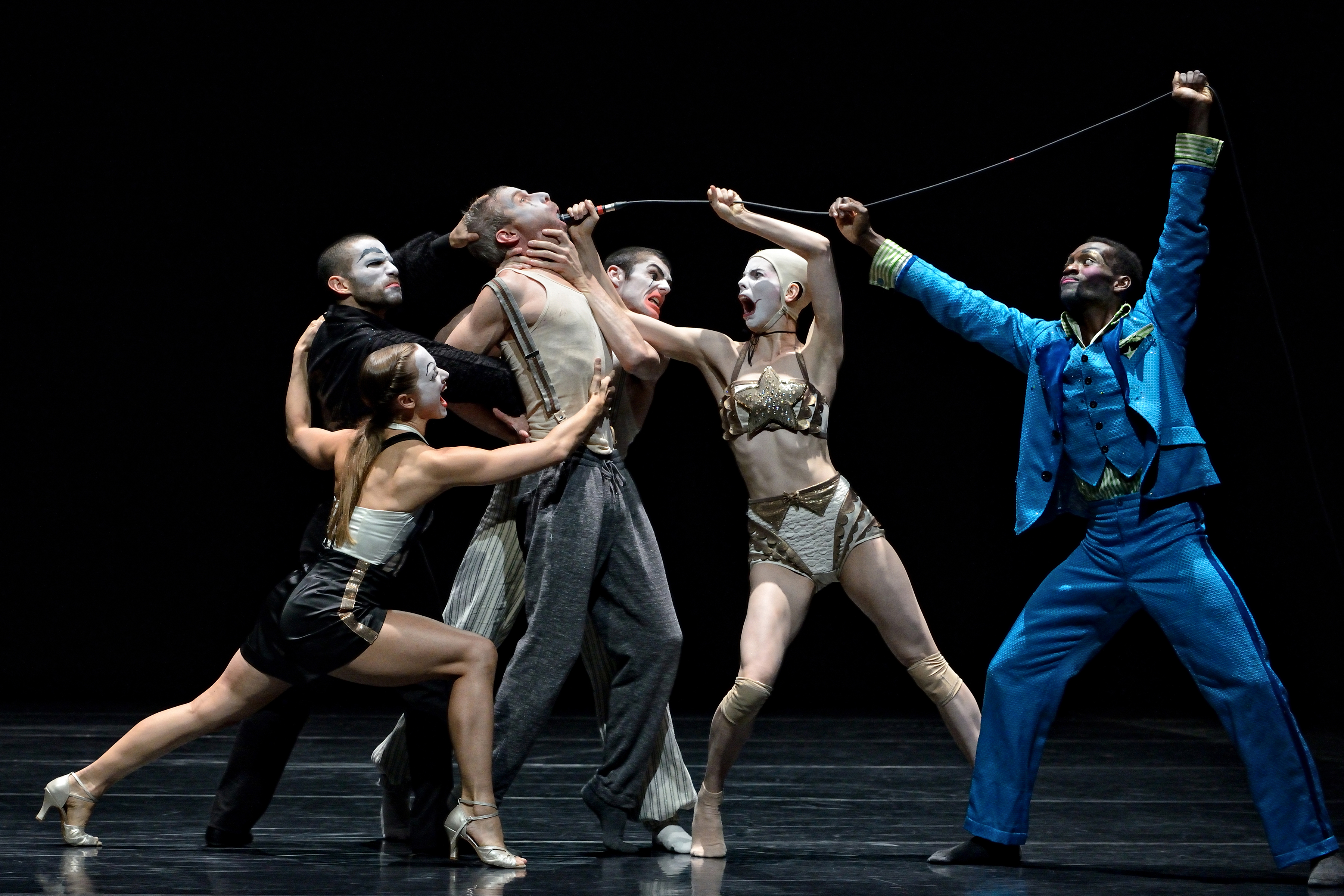 CENTRE STAGE: Great Russian Ballet touring Canada and