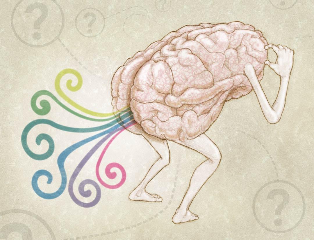 Смешные картинки про мозговую активность, картинки