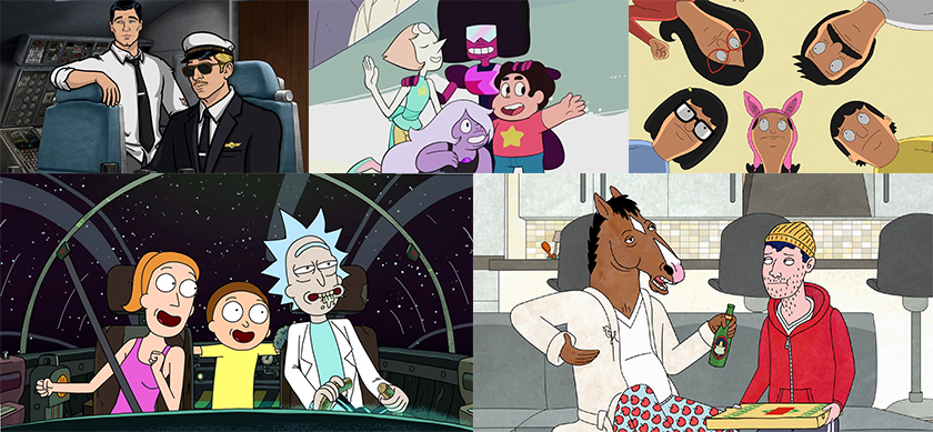 The best animated shows on TV right now | The Peak
