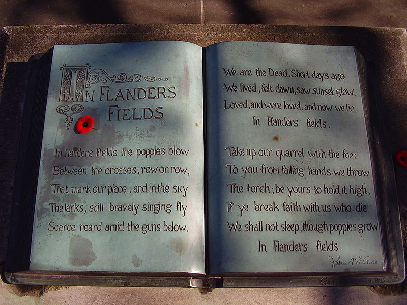 Beyond Flanders Field: poetry from the First World War | The