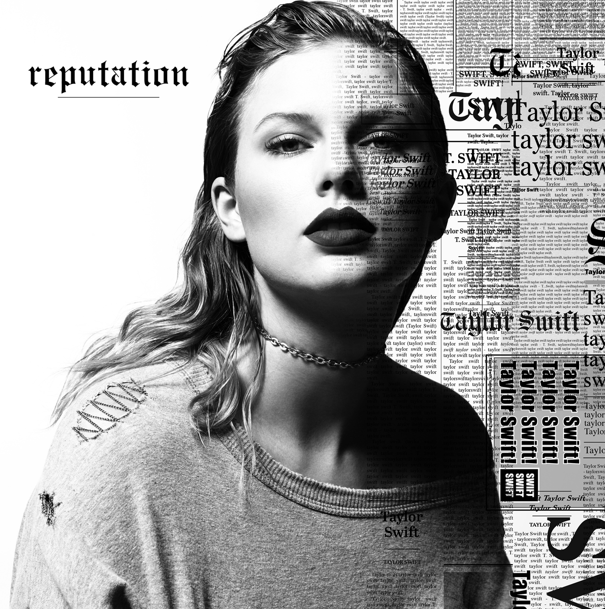 Taylor Swift's 'reputation' album available on all streaming platforms