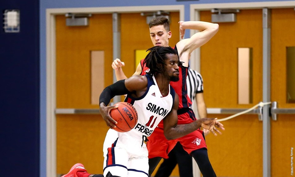 SFU men's basketball says mahalo for win against ...