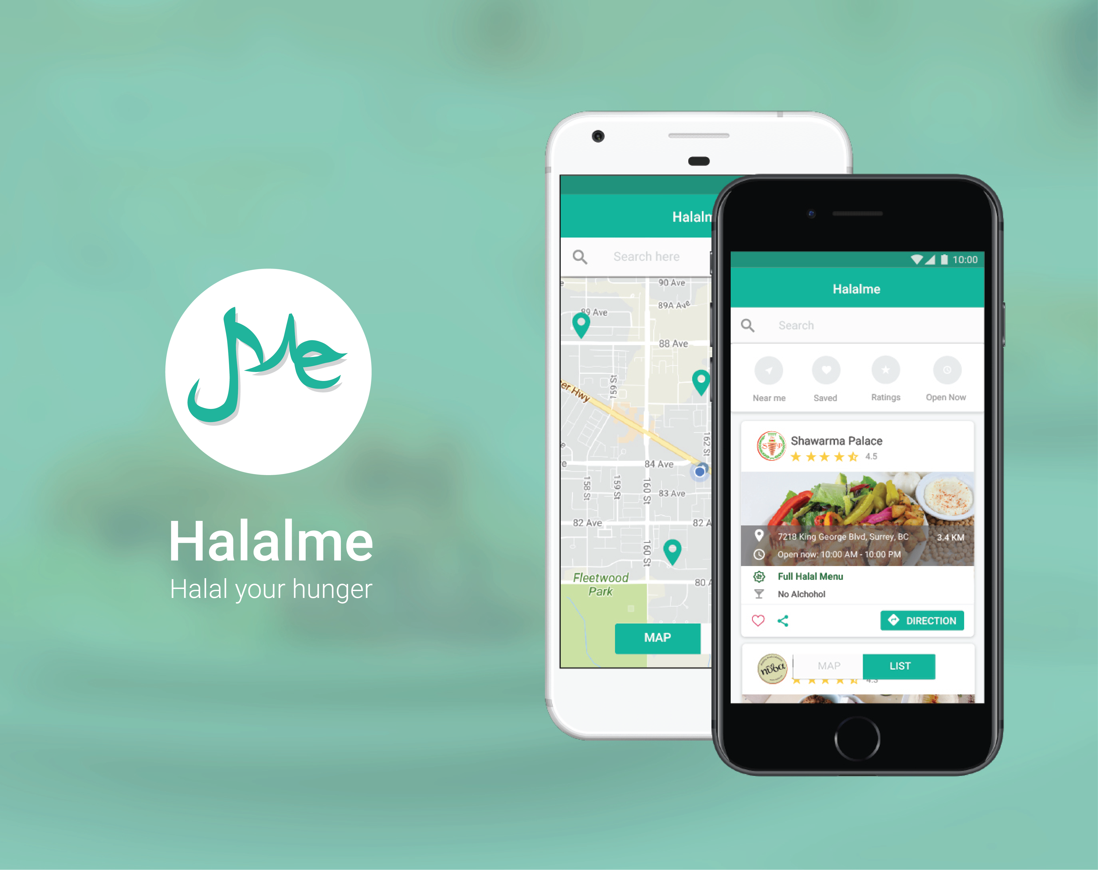 SFU students and alumnus create app for locating halal eateries