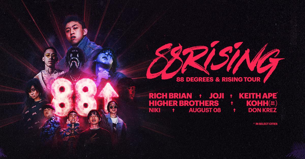 88rising Bawa Nama Asia Melejit di Pasar Hip Hop Dunia
