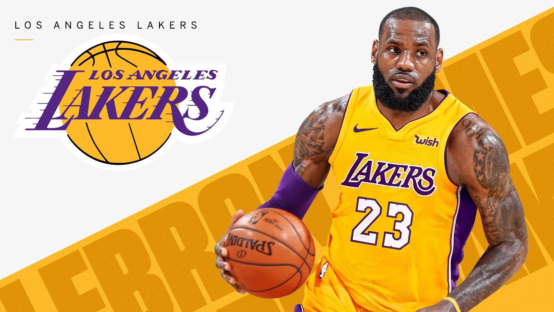 4b014197b30 King James starts his Los Angeles Lakers career